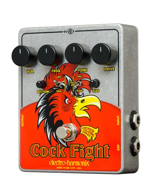 【新発売】electro-harmonix / Cock Fight