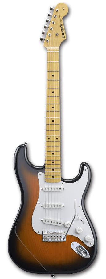 EDWARDS E-ST-90ALM / 2 Tone Sunburst