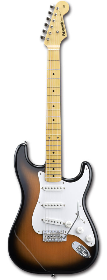 EDWARDS E-ST-125ALM / 2 Tone Sunburst