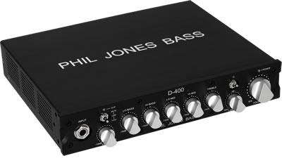 Phil Jones Bass / D-400 ベースアンプヘッド