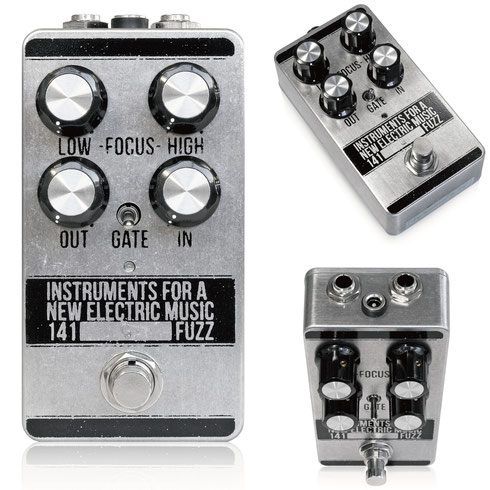 Instruments for a New Electric Music / 141G Fuzz
