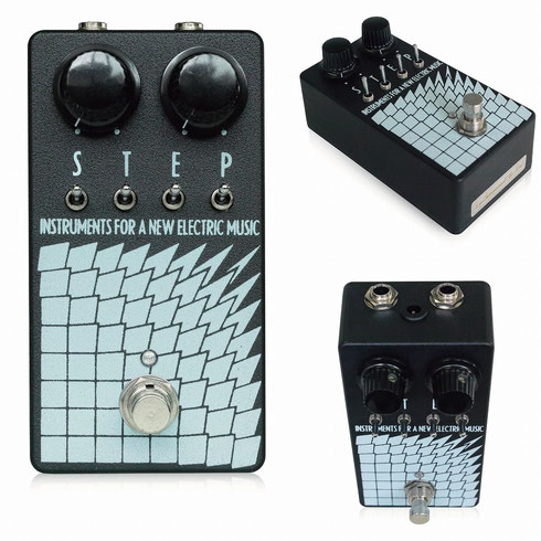 Instruments for a New Electric Music / STEP