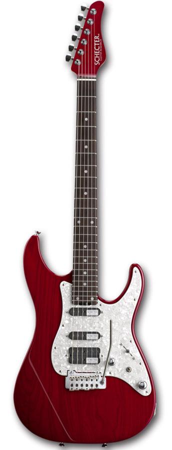 【予約商品】SCHECTER BH-1-STD-24 / RED (Rosewood Fingerboard)