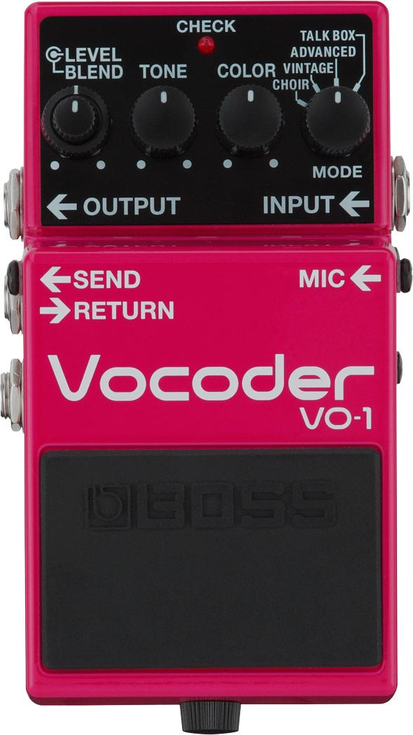 BOSS / VO-1 Vocoder