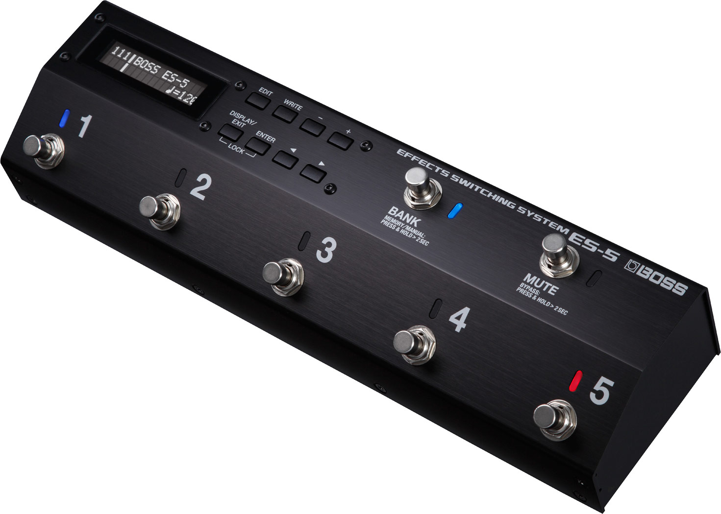 BOSS ES-5 Effects Switching Systm