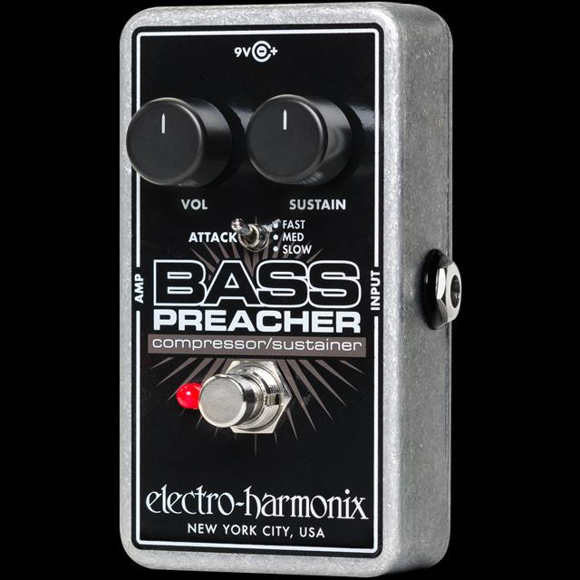 electro-harmonix / Bass Preacher