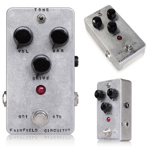Fairfield Circuitry / The Barbershop Overdrive