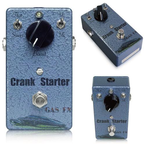 GAS FX / Crank Starter