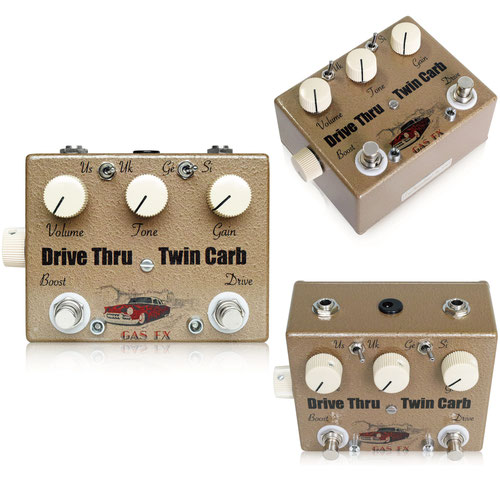 GAS FX / Drive Thru Twin Carb