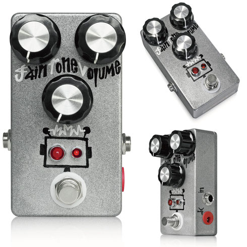 Hungry Robot Pedals / Hungry Robot High Gain