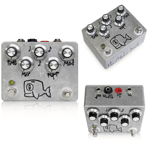 Hungry Robot Pedals / Moby Dick