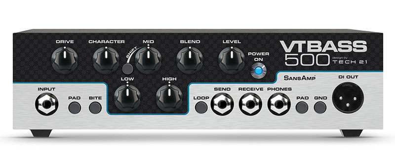 SANSAMP / VT Bass 500