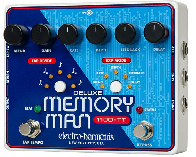 electro-harmonix / Deluxe Memory Man 1100-TT