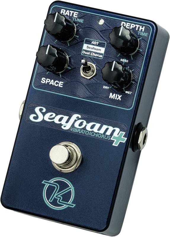 Keeley / Seafoam Plus