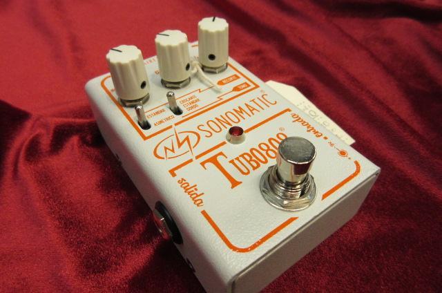 SONOMATIC / Tubo808 Deluxe -overdrive-