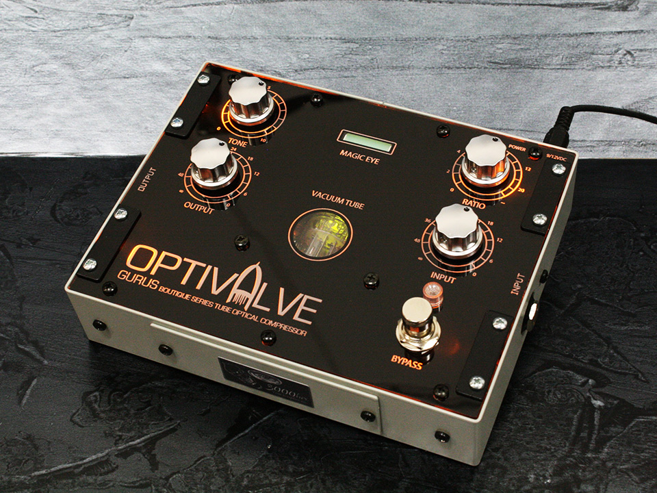 Gurus Amp OPTIVALVE