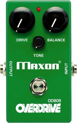 MAXON / OD808 -Overdrive-