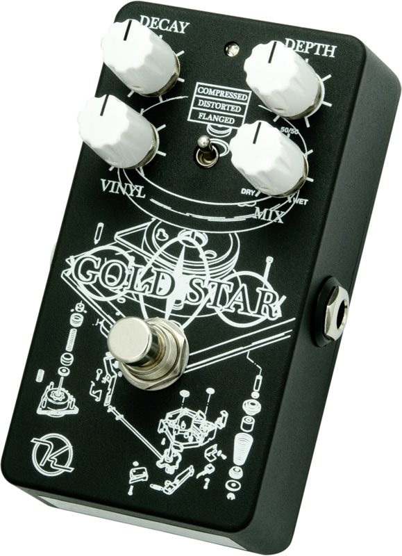 Keeley / Gold Star Reverb