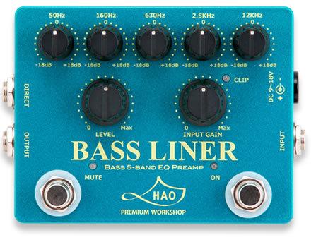 HAO / BASS LINER