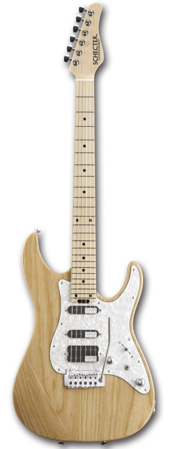 【予約商品】SCHECTER BH-1-STD-24 / NAT (Maple Finger Board)