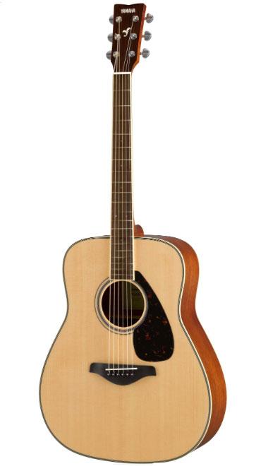 【アコースティックギター】YAMAHA FG820 / ナチュラル
