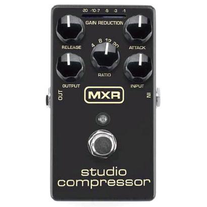 【新製品】MXR M76 STUDIO COMPRESSOR