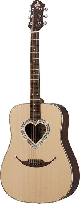 【アコースティックギター】ZEMAITIS JUMBO CAJ-200HS