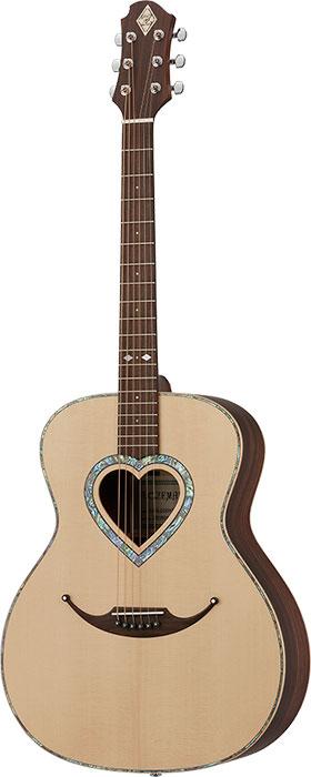 【アコースティックギター】ZEMAITIS GRAND AUDITORIUM CAG-200HS