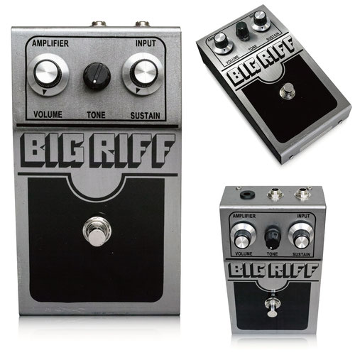 Midnight Amplification Devices / Big Riff