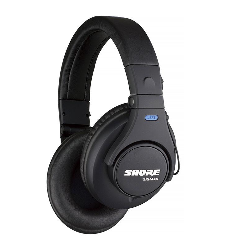 モニターヘッドフォン SHURE / SRH440