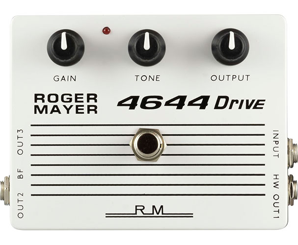 ROGER MAYER / 4644 Drive