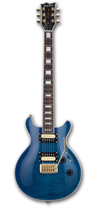 【新製品】GrassRoots G-KT-50C / See Thru Blue