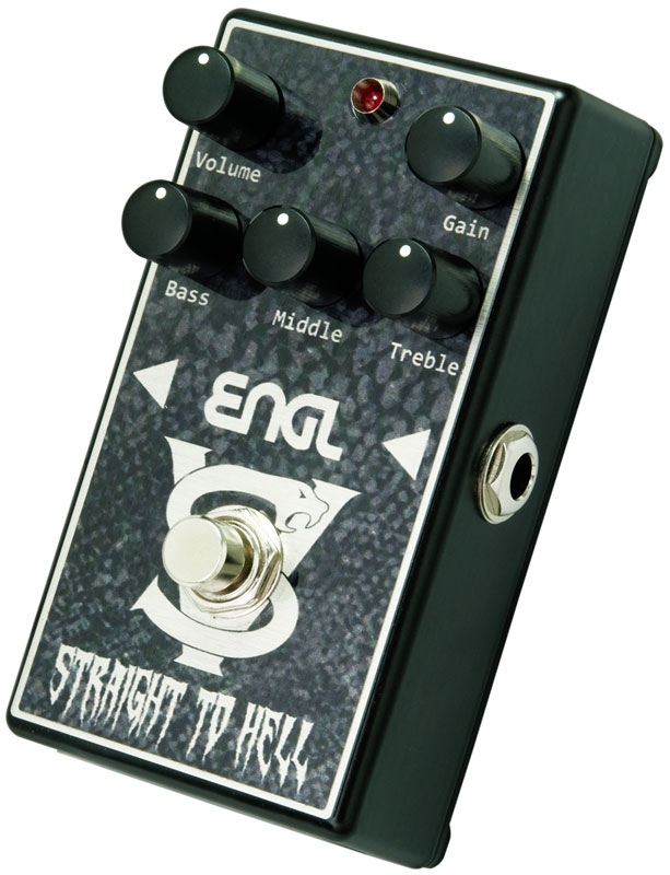 ENGL Straight To Hell Distortion