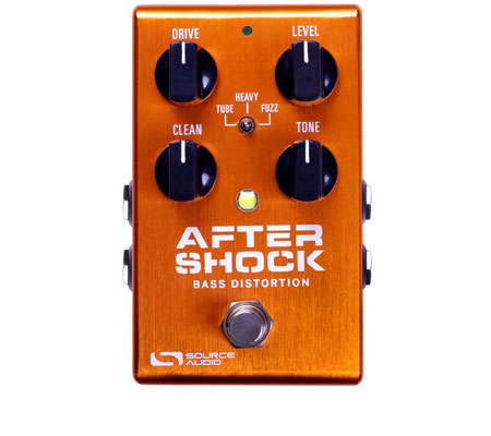 Source Audio / AFTERSHOCK BASS DISTORTION