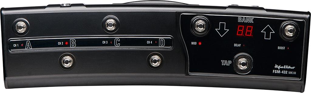 Hughes&Kettner / FSM432 MKIII MIDI BOAD