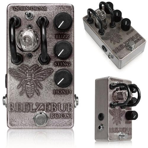 Triode Pedals / Beelzebub