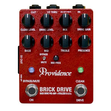 Providence / BRICK DRIVE