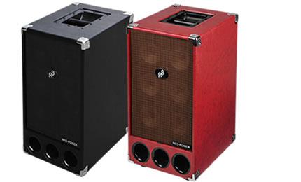 Phil Jones Bass / PB-300/Red