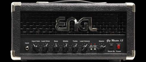 ENGL / Gigmaster 15 Head [E315]