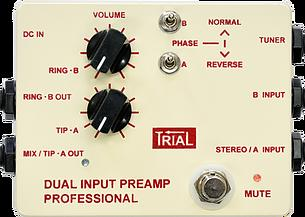 TRIAL / Dual Input Preamp Professional