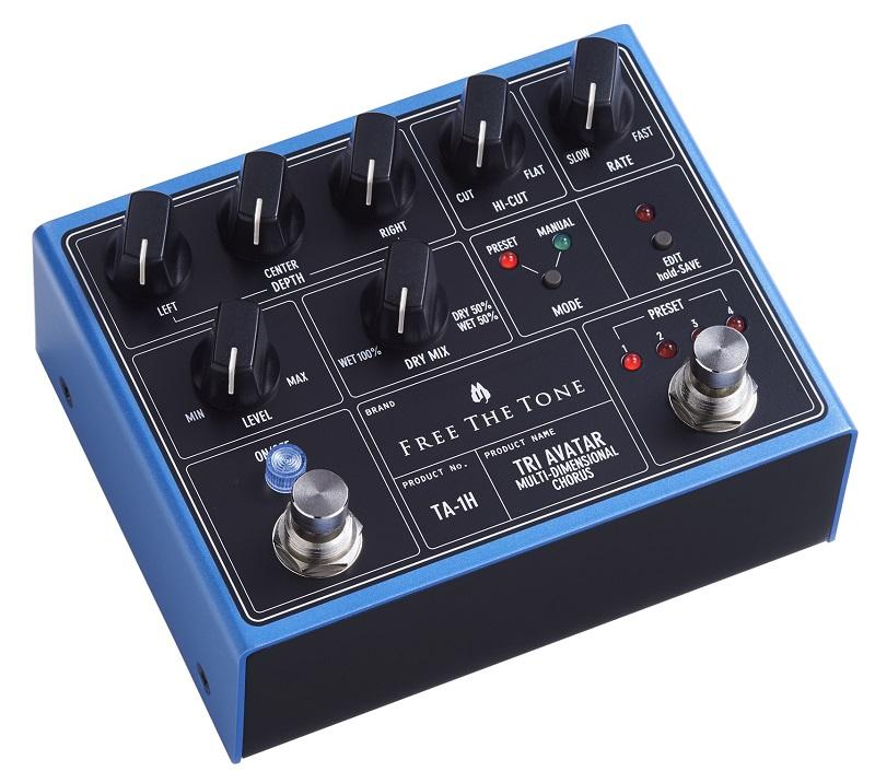 【新製品】Free The ToneTA-1H/TRI AVATAR Multi-Dimensional Chorus