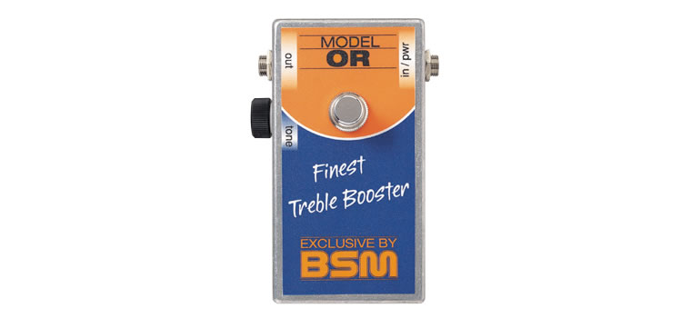 BSM / ORトレブル・ブースター