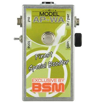 BSM / AP-WAミディアムゲイン・トレブルブースター