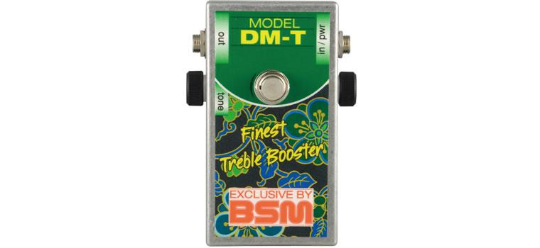 BSM / DM-Tトレブルブースター