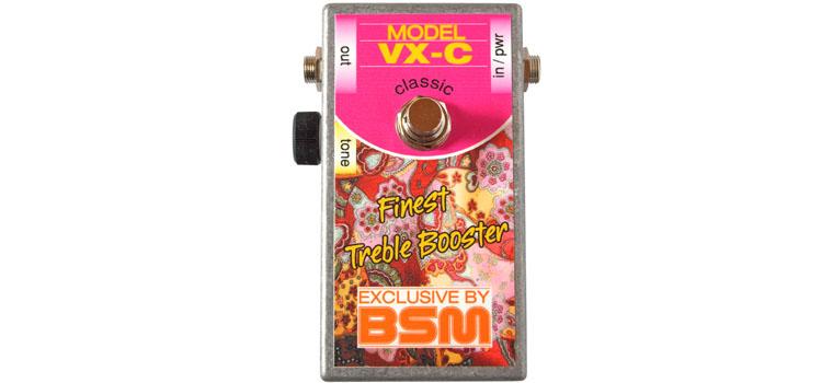 BSM / VX-Cトレブル&ベースブースター