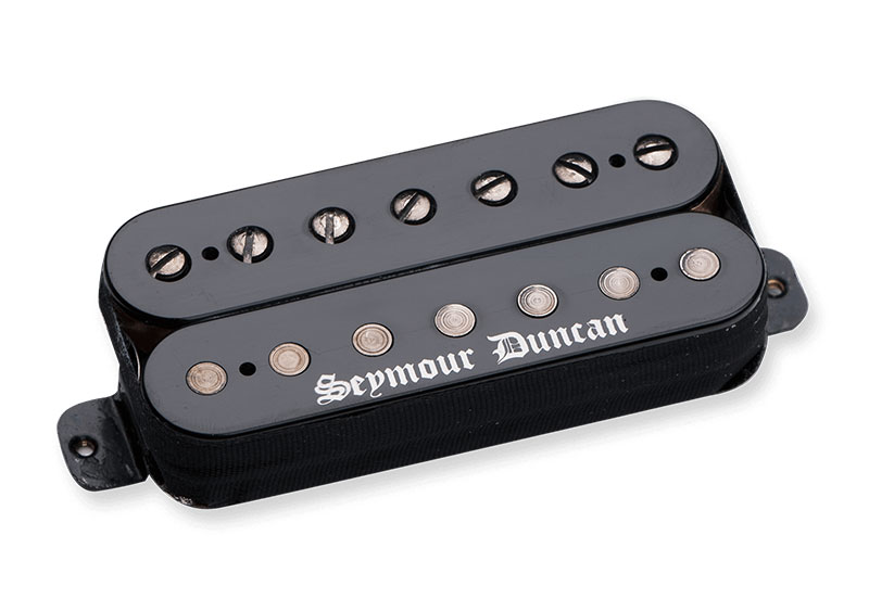 【受注生産】Seymour Duncan Black Winter 7弦ギター用
