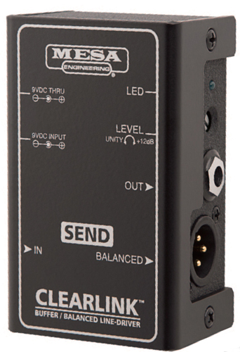 Mesa/Boogie Clearlink (Send) Line Driver