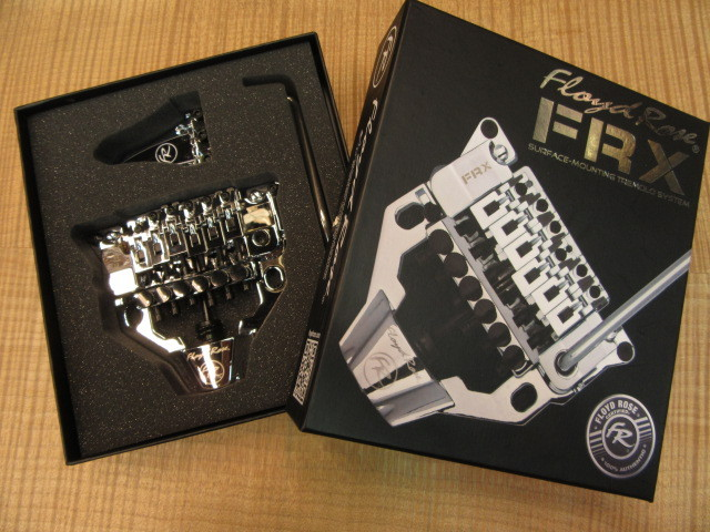 Floyd Rose / FRX Tremolo System(Chrome)