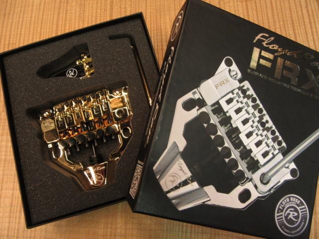 Floyd Rose / FRX Tremolo System(Gold)