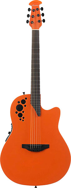 Ovation Elite TX Super Shallow - 1868TX